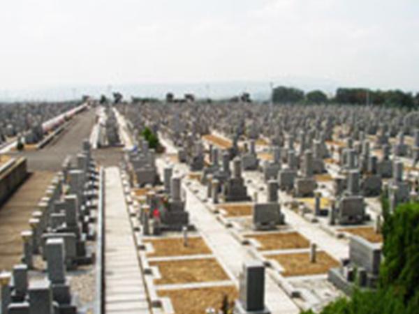 天理市北部共同墓地 青垣霊園
